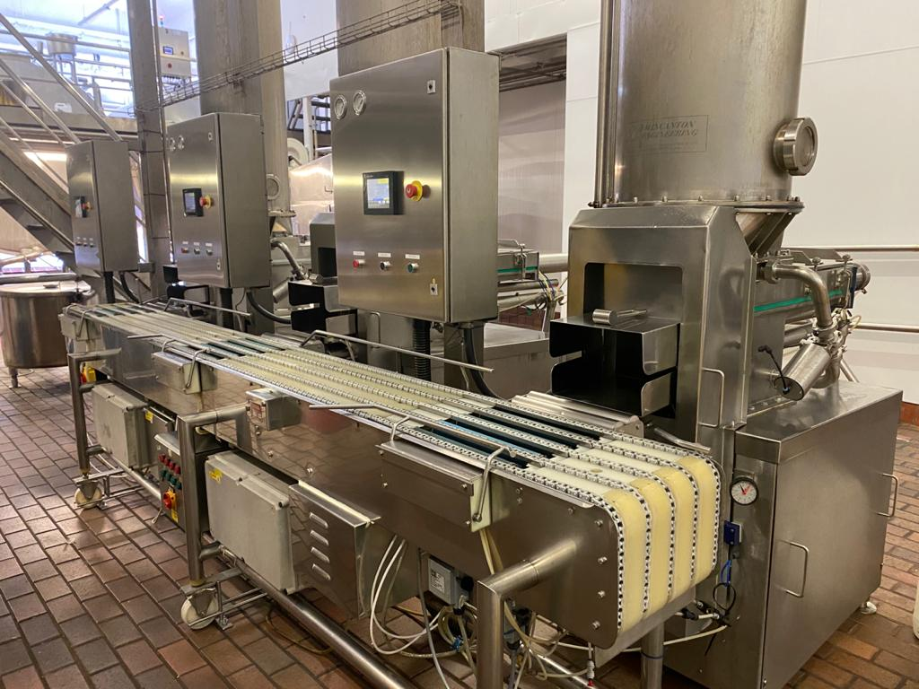 Cheese Factory for sale