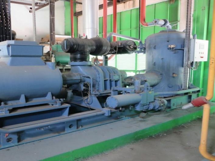 GEA Grasso Screw Compressor Type Y
