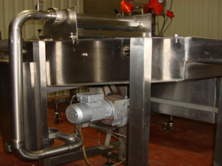 GEA / CFS Koppens ER400HD Batter Enrober (WetCoater)