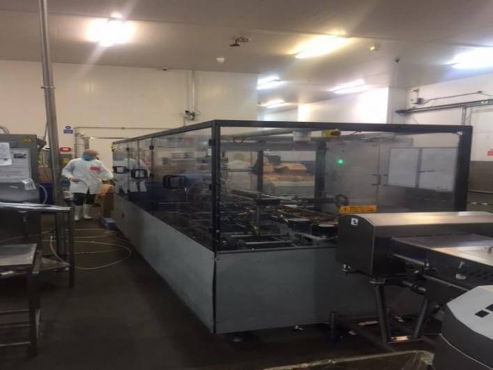 Lot No. 06 - Jacob White NSX600 Carton Machine