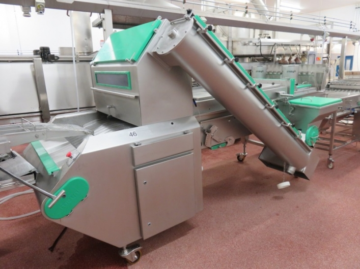 Meyn Preduster/Flour Applicator