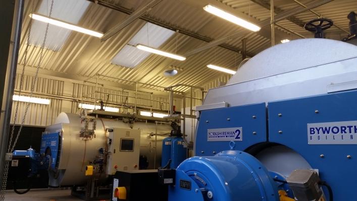 Byworth Yorkshireman2 Steam Boilers - 2016