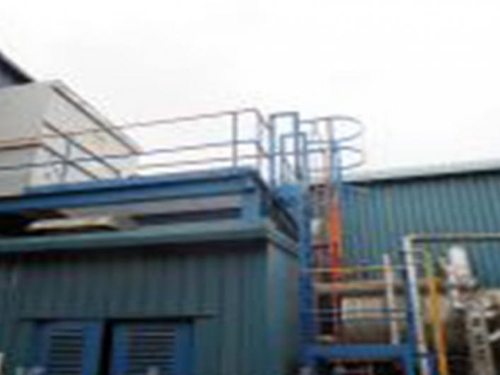 Various Evaporative Condensers