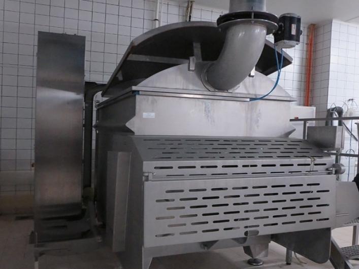 Seydelmann 1500 Vacuum Mixer