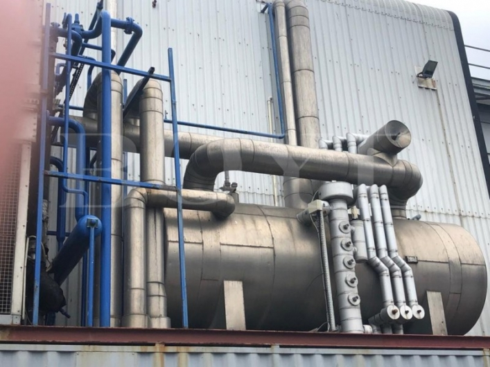 Ammonia Screw Compressors And Refrigeration Packages