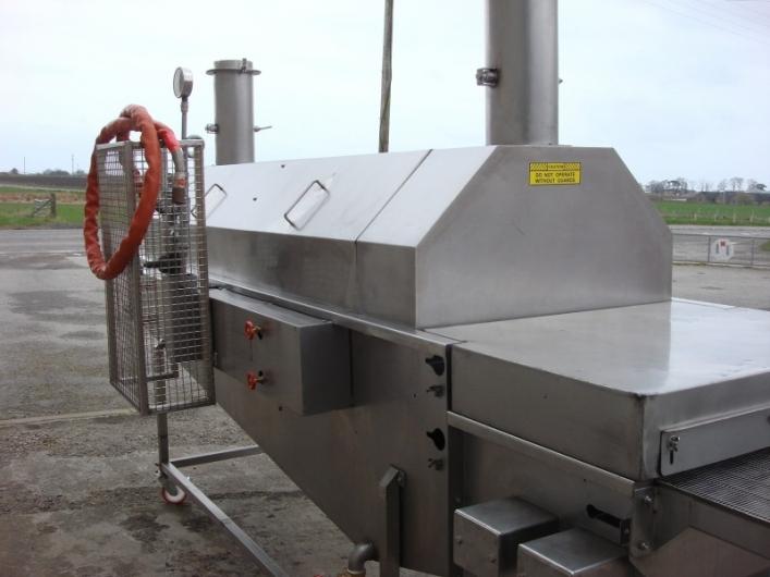 Steam Deglazer 34 Inch 860mm