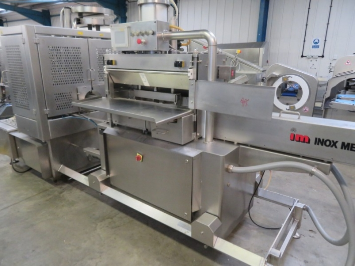 Lot No. 09 - INOX Meccanica Automatic Pressing, Stuffing and Clipping Machine