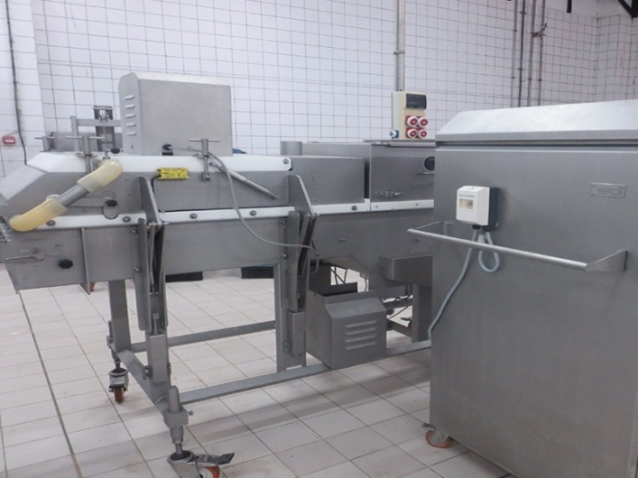 Marel Stork 630 Predust / Flouring Machine