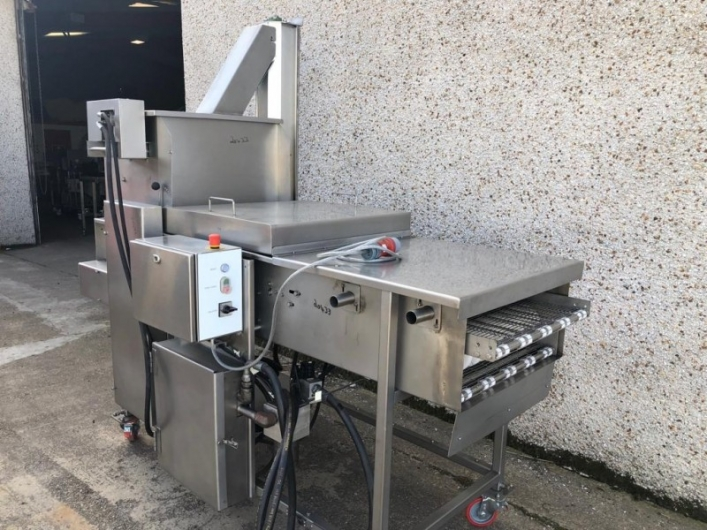 JBT Stein 100-24 Breader / Flour Applicator - Hydraulic