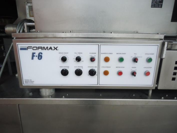 Formax F6 Burger / Patty Former with Paper Interleaver
