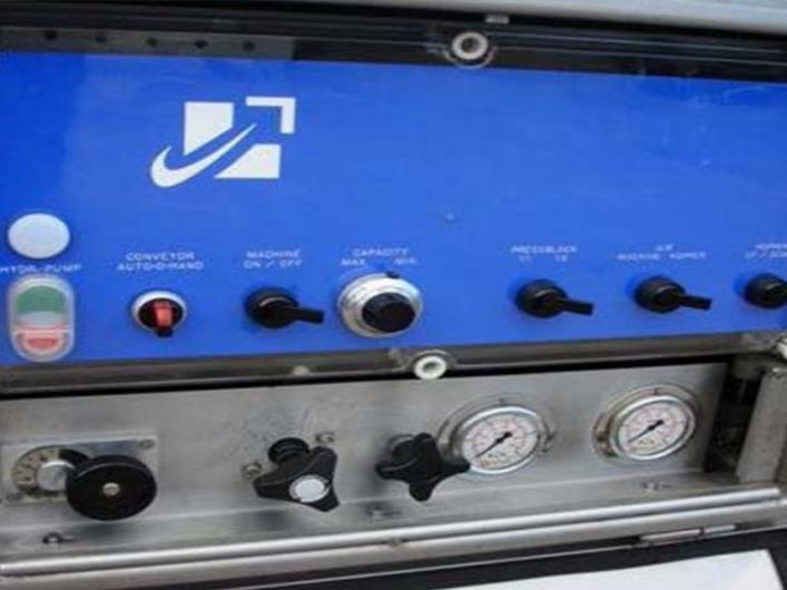 GEA / CFS Koppens 600mm Forming & Coating Line