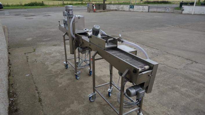 GEA / CFS / Koppens 200mm Batter and crumbing Line