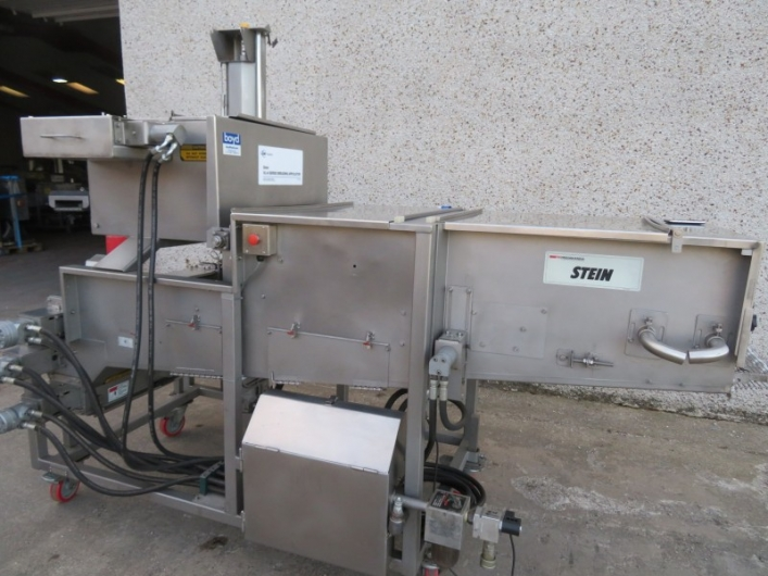 JBT Stein XL-24 Batter / Flour Applicator