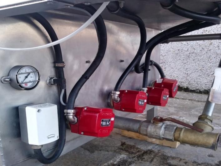 Oliver Douglas Trayline 3 Industrial Washer