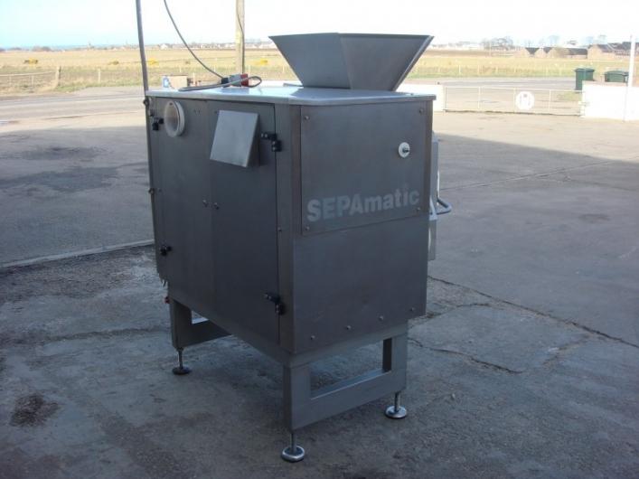Sepamatic 1200T Separator