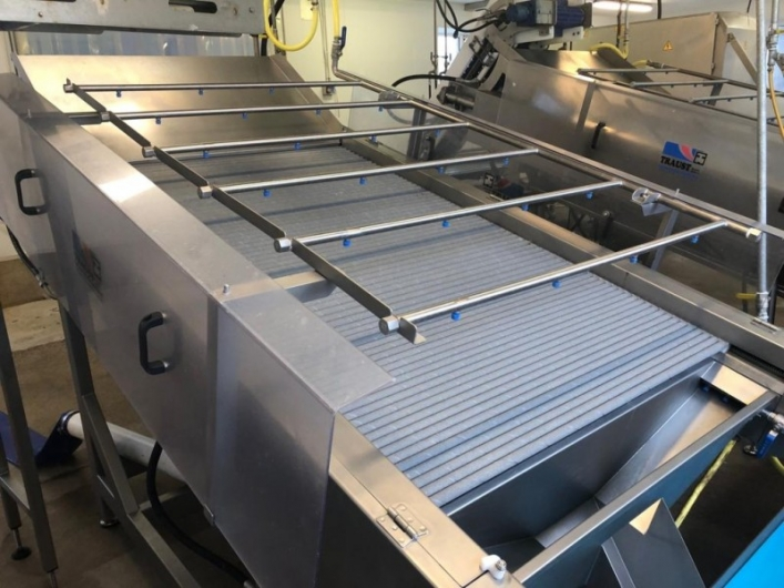 Traust Scallop Processing Plant - Onshore Or Ship Based