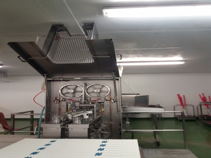 Carnitech 2630 Filleting Machine