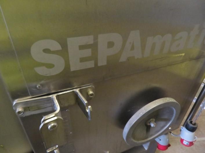 Lot No. 82 - SEPAmatic 1200T