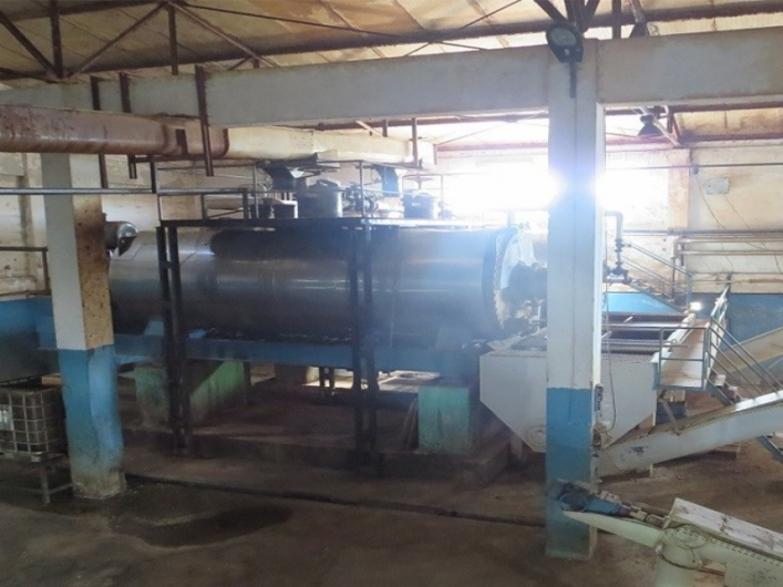 Yemtar Complete Poultry Rendering Plant