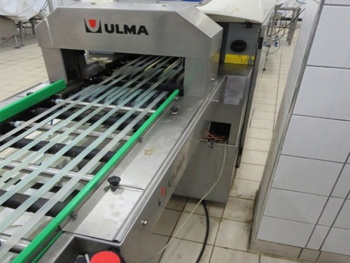 Ulma Galaxy Wrapping Machine