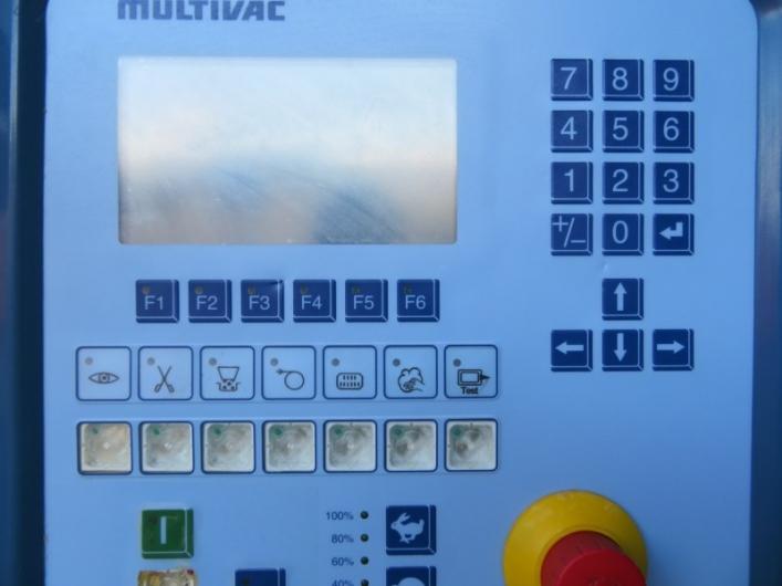 Lot No. 75 - Multivac R140