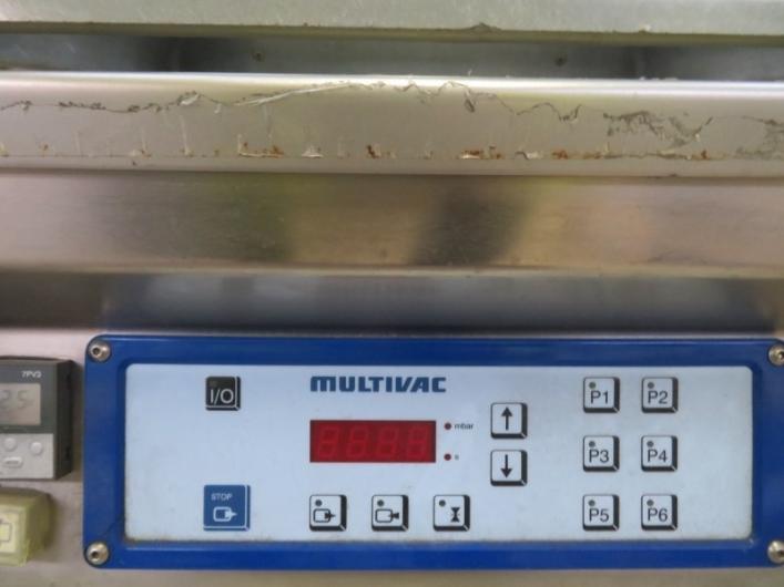 Lot No. 16 - Multivac Vacuum Pack Machine C200