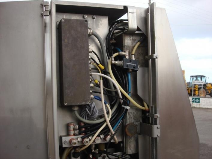 Poly-clip Sausage Closing Machine