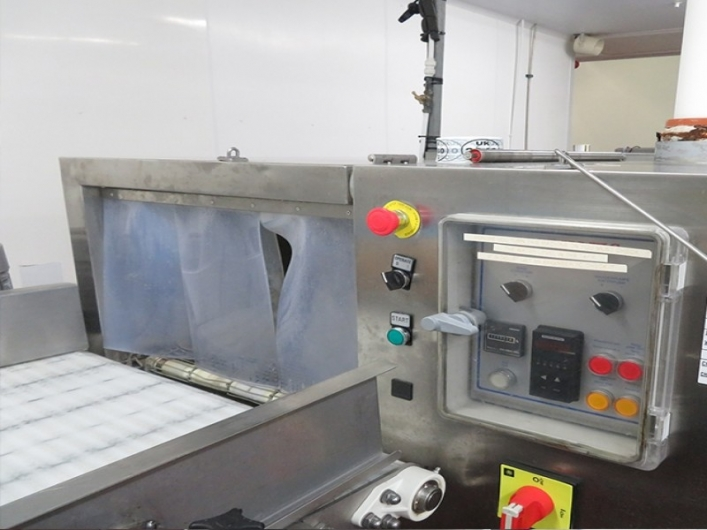 Webomatic WBM1350 Vacuum Sealer / Packer
