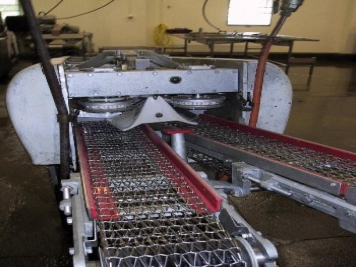 Baader 181 Filleting Machine
