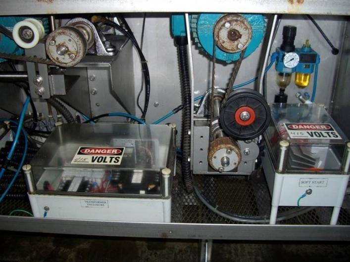 Pisces VMK FR9000 Filleting Machine