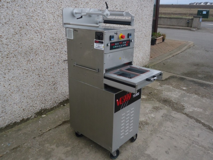 VC999 TS 300 Tray Sealer With MAP