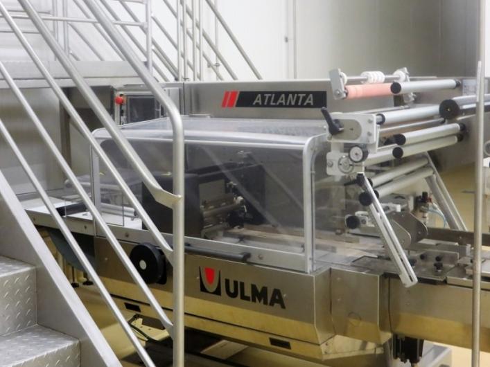 Ulma Atlanta E Flow Wrapper