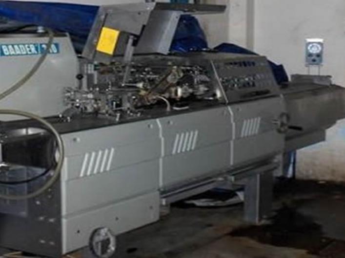 Baader 210 Merluza Filleting Machine