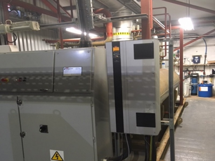 Frigoscandia FFS2 ADF FLoFREEZE with Refrigeration System
