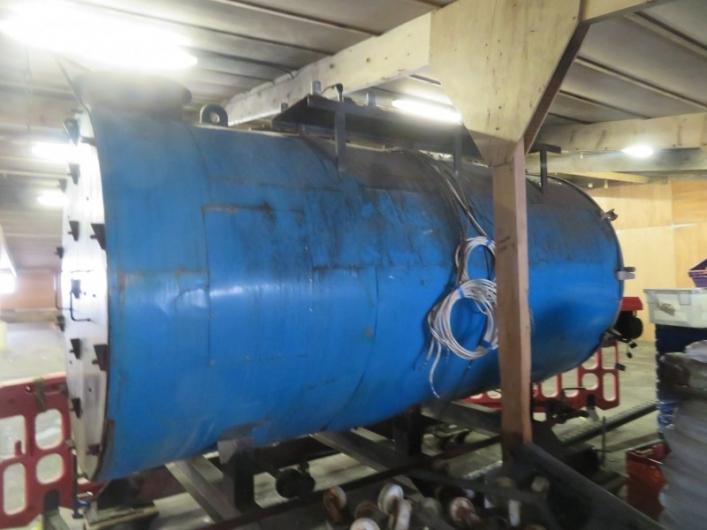 Byworth SXA 6000 Steam Boiler