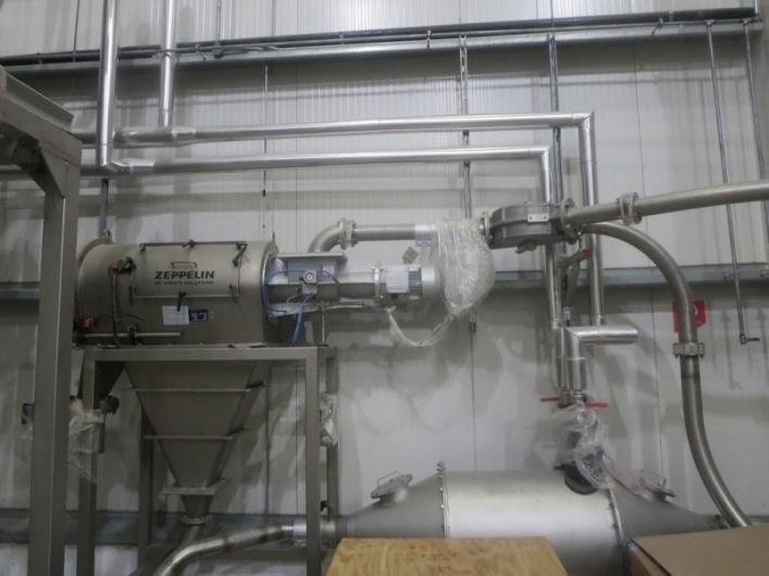 Zeppelin Reimelt Ingredient Handling System