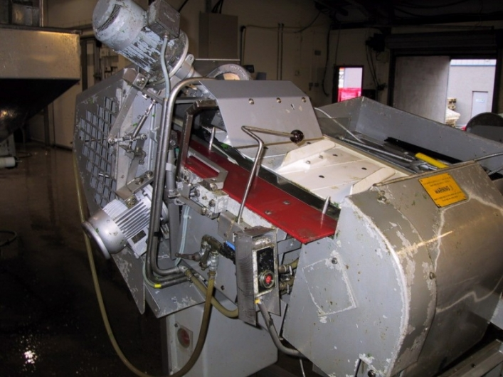 Baader 427 V-Cut Heading Machine