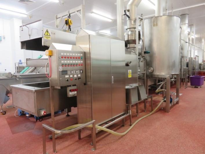 GEA / CFS Koppens Fryer BR 6000/900