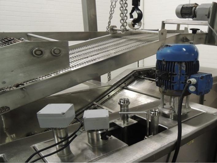GEA / CFS Koppens BR3000 / 400-484 Fryer