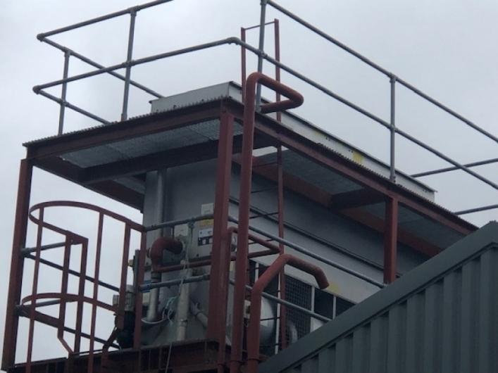 GEA B.A.C. VXC 125 Evaporative Condenser