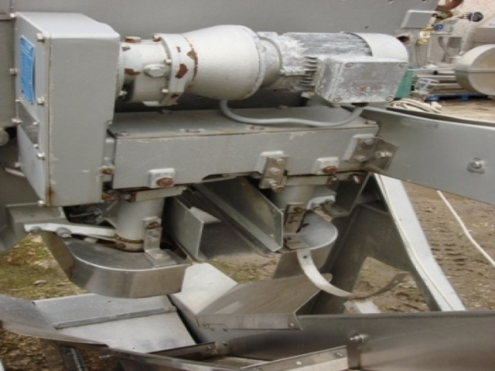 Baader 417V Cut Heading Machine