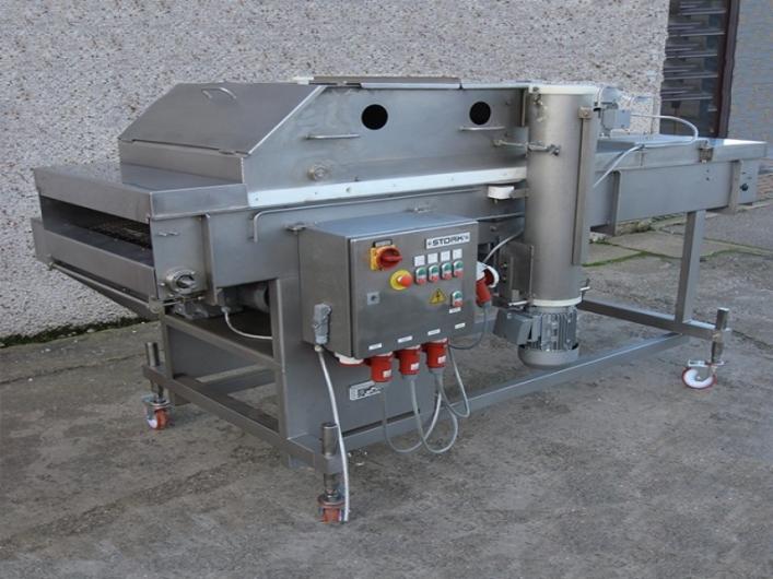 Marel Stork TFM630 Flouring Machine