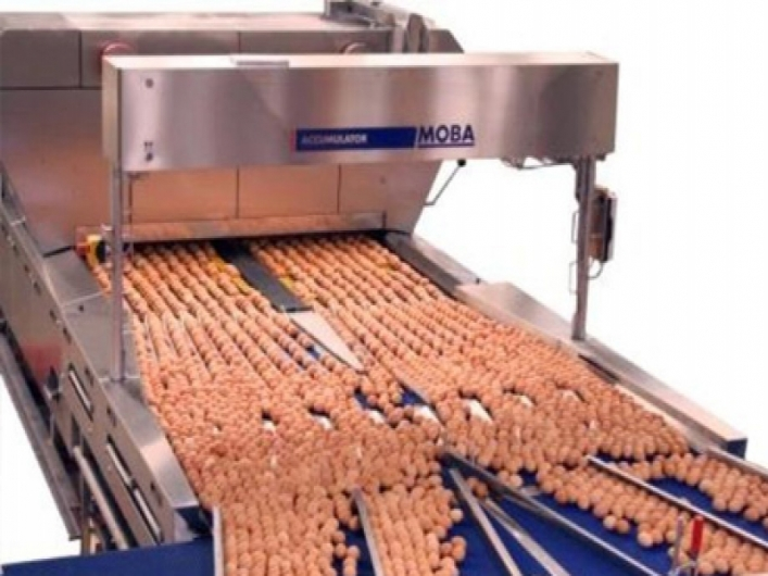 Egg Grading, Packing and Processing Equipment wanted