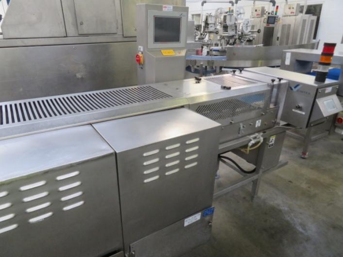 Lot No. 29 - CINTEX Sentry CS4000 Metal detector