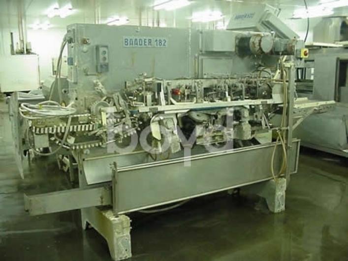 Baader 182 Filleting Machine