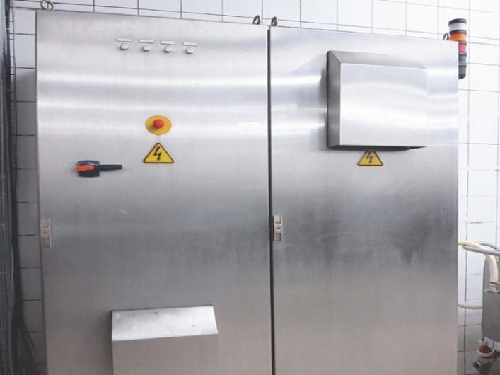 GEA / CFS Koppens Spiral Freezer TempoFrost