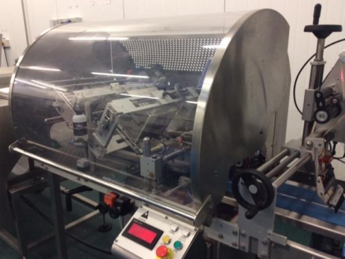 Ravenwood Nobac 500 Sleevers x 4 (2013 / 2014 machines)