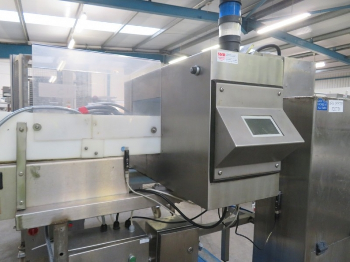 Lot No. 28 - CINTEX CS4000 Metal detector