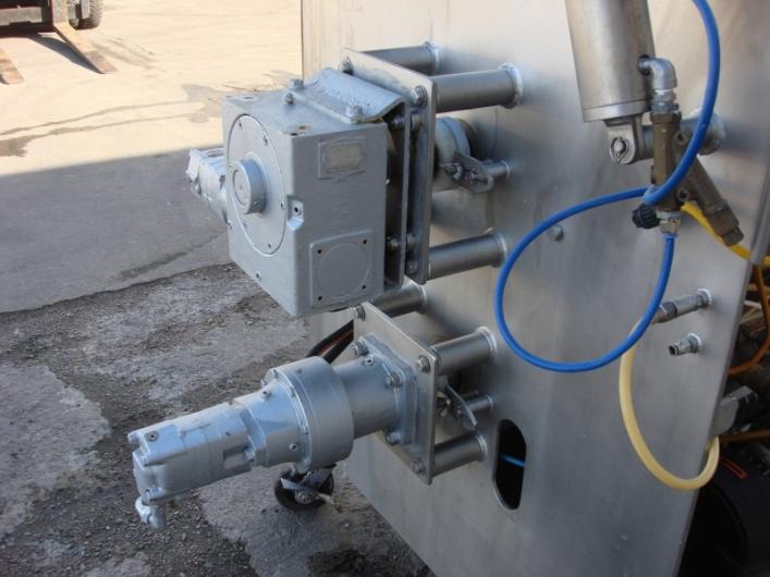 Reiser AMFEC Model 210 Vacuum Stuffer