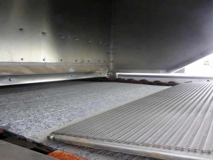 Termopan Tunnel Oven with Granite Plates